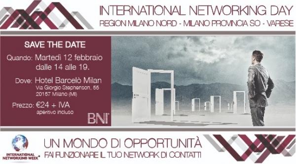 BNI-Un mondo di opportunità