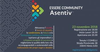 Essere Community Asentiv