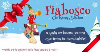 REGALA FIABOSCO - OPEN TICKET