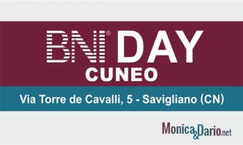 BNI DAY - Area Cuneo - Febbraio 2019